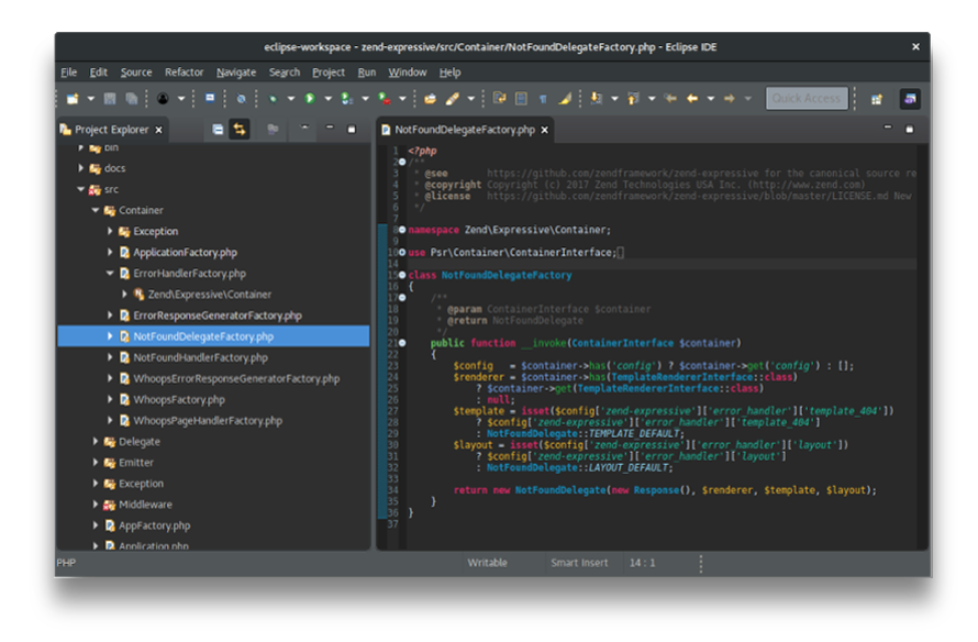 Eclipse IDE for Android