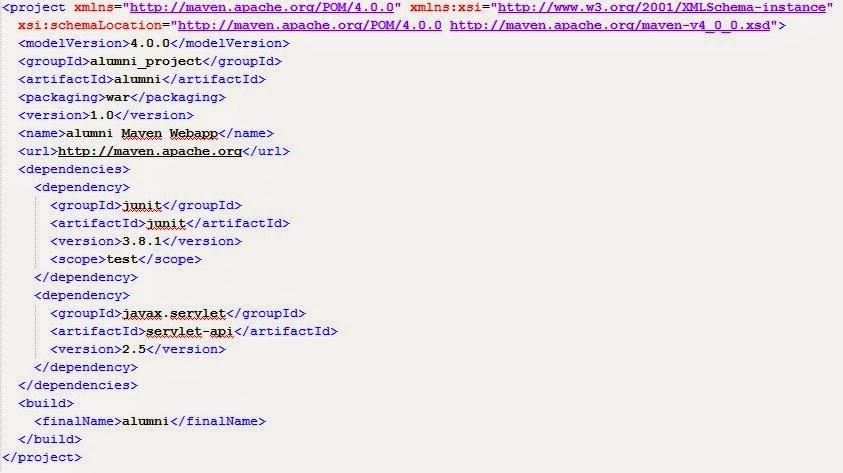 Maven-Sample-POM-XML